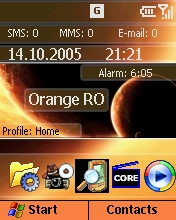 Тема Another Day №4 для Motorola MPx200, MPx220